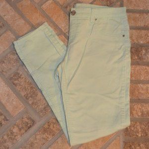 Justice Mint Green Jeggings